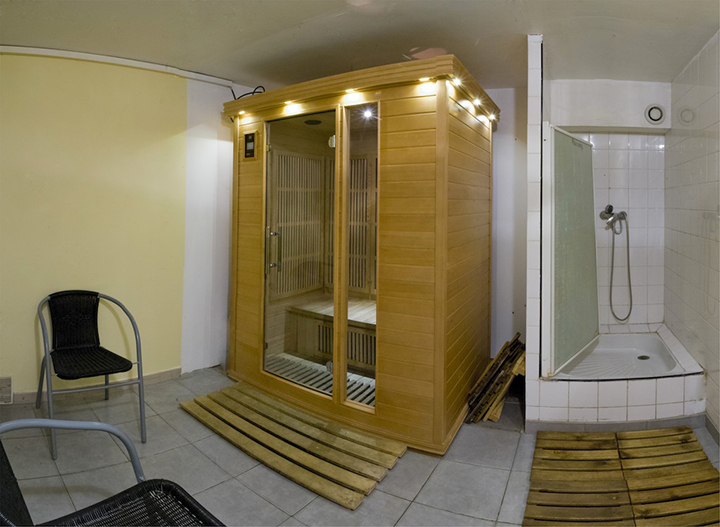 Sauna Gym Passion
